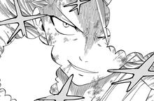 Gray przewiduje wygraną Fairy Tail