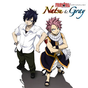 Natsu and Gray's Song Collection