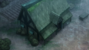 Gray and Juvia's house