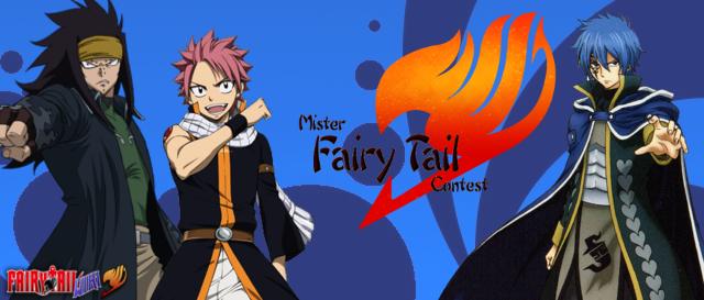 Portada Mister Fairy Tail