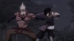 Rogue Atacado por Jiemma