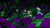 Paper Blizzard: Violet Dance