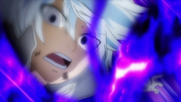 Zeref's final attack