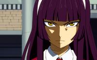 Kagura realizes Jellal's hideout