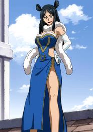 Apariencia de Minerva en el Día 5