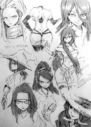 Conceptos iniciales de Irene