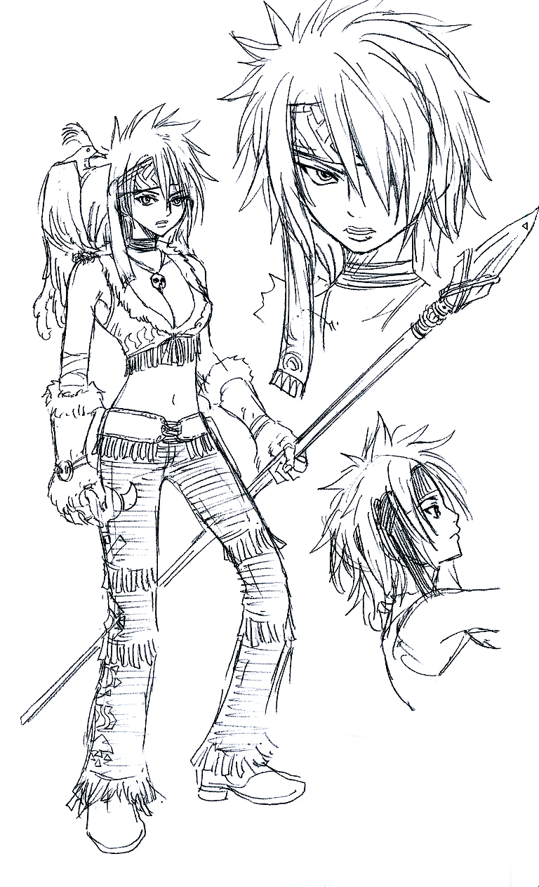 Fairy tail concept