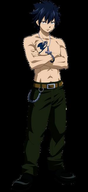 Gray Anime S2