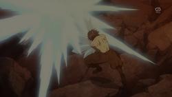 Gray ataca a Silver