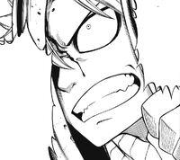 Natsu's anger