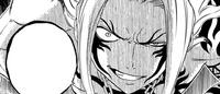 Ignia threatens Natsu's comrades