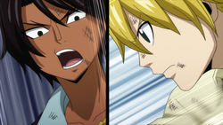Eve y Ren atacan con Assault Pegasus