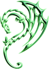 Emerald Dragon Mark