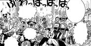 Fairy Tail partying - Edolas