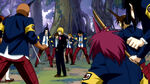 Ren Akatsuki y Eve Tearm vs. Black Unicorn