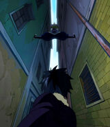 Bickslow's acrobatic skills