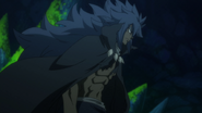 Acnologia begins his move