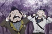 Hiroshi y Lala Frustrados por su Fallo