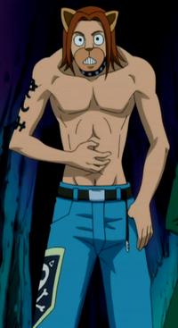 Toby full body
