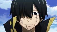 Zeref reveals Natsu's imminent death