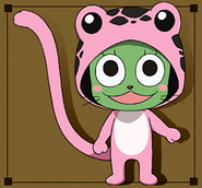 Frosch's Appearance