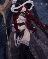 Irene the Scarlet Despair