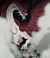 Irene as a Dragon
