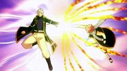 Natsu and Erigor clash