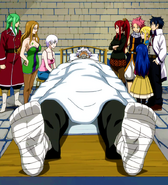 Elfman after fight with Bacchus