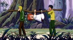 Ichiya es capturado por un Gremio Oscuro