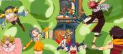 Sugarboy ataca a Fairy Tail