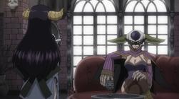Kyouka y Seilah Conversando