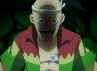 Uosuke's personality