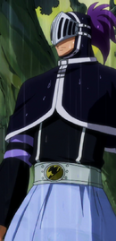 Bickslow's Tenrou Arc outfit