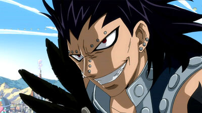 Gajeel Red