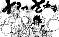 Ichiya joins the Fairy Tail Mages