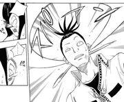 Erigor ataca a Kageyama