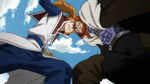 Gildarts vs. Historia God Serena