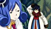 Episode 78 - Gray Surge wanting to go with Juvia