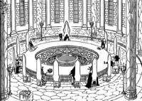 Zeref y los Escudos se reúnen