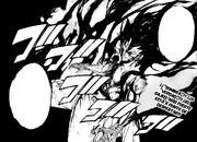 Dragon de hierro y sombra