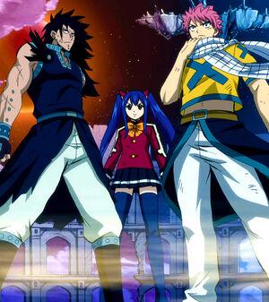 Os Três Caçadores de Dragões