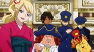 Blue Pegasus wants Yukino to join
