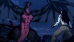 Gajeel vs. Dark Dragon