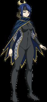 Heine's appearance anime