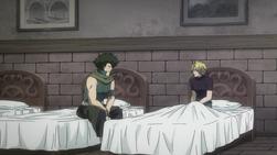 Yuri Despierta en una Posada de Magnolia