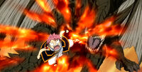 Natsu's dream Celestial Spirit