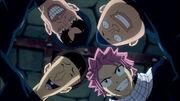 Natsu idea un plan de escape