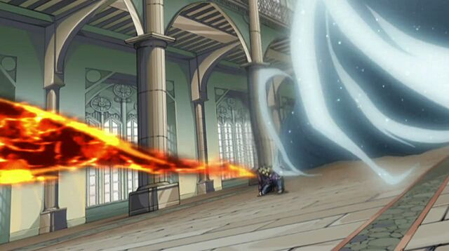 File:Laxus about to get hit by the breath combo.jpg
