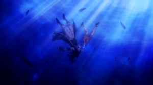 Levy gives Gajeel her air
